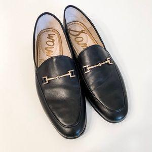 Sam Edelman Loraine Loafer Slip-Ons Leather Black